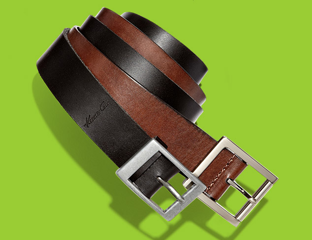 Belts feat. Kenneth Cole New York at MYHABIT