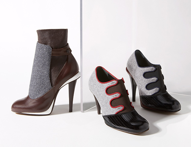 Cold Weather Chic Designer Boots at MYHABIT