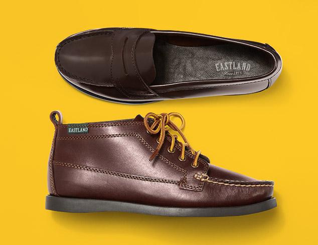 Eastland Shoes at MYHABIT