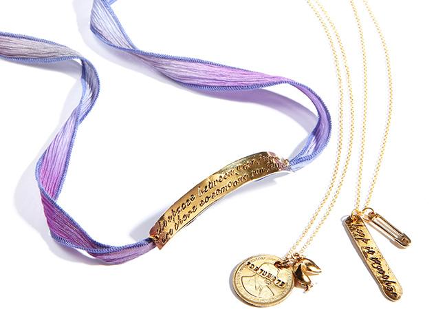 Inspirational Jewelry at MYHABIT