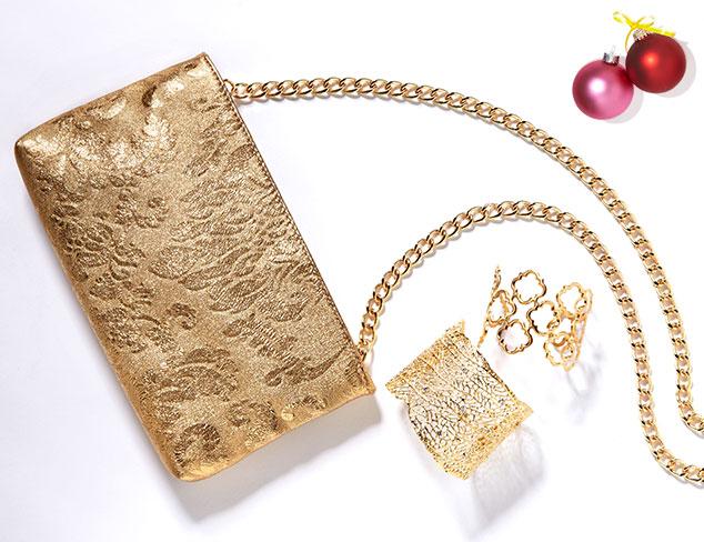 KiraKira Jewelry & Clutches at MYHABIT