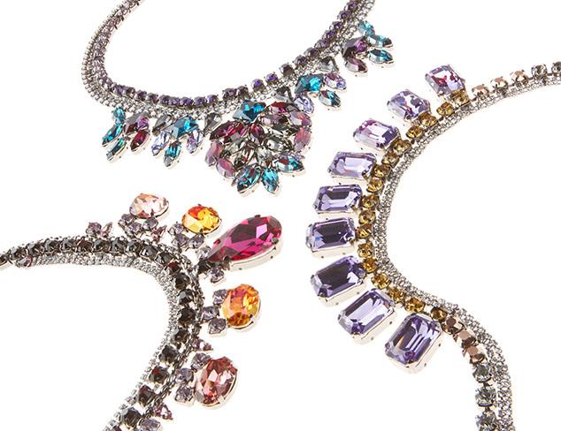 Party Ready Dazzling Jewelry at MYHABIT