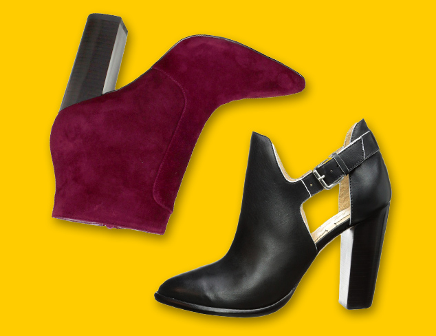 Up to 80 Off Booties at MYHABIT