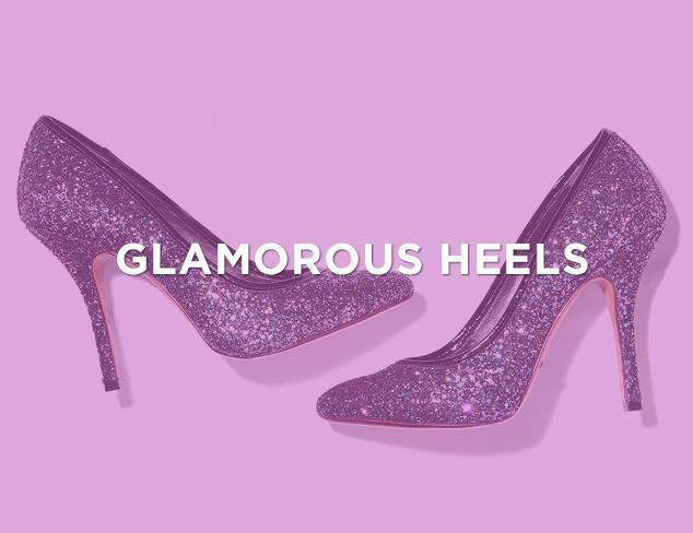 Up to 80 Off Glamorous Heels at MYHABIT