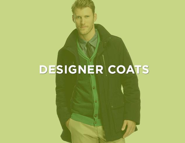 Up to 90 Off Designer Coats at MYHABIT