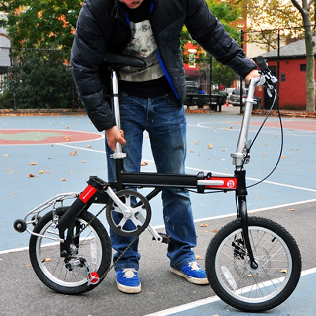 Broadway Folding Bike by Brooklyness_2