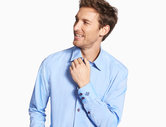 Closet Staple Solid Shirts at MYHABIT