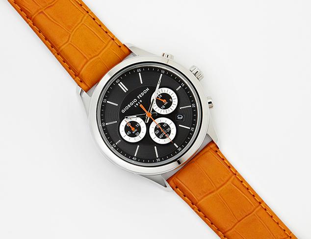 Giorgio Fedon 1919 GFAK004 Vintage V Watch