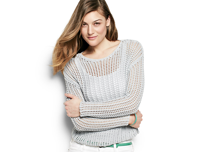 Pre-Spring Sweaters Neutral Hues at MYHABIT