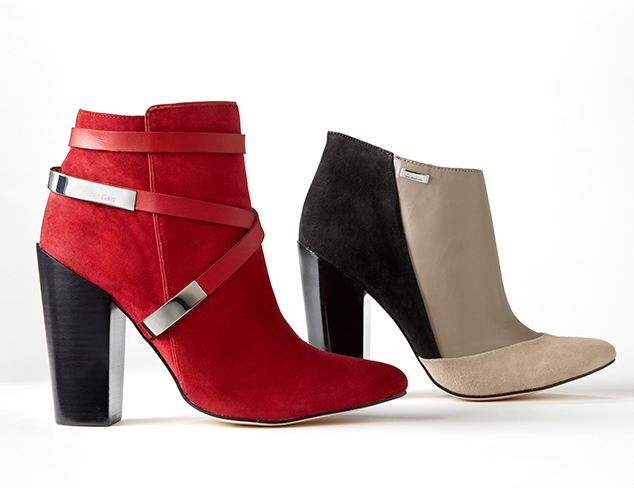 Shoes from Calvin Klein at MYHABIT