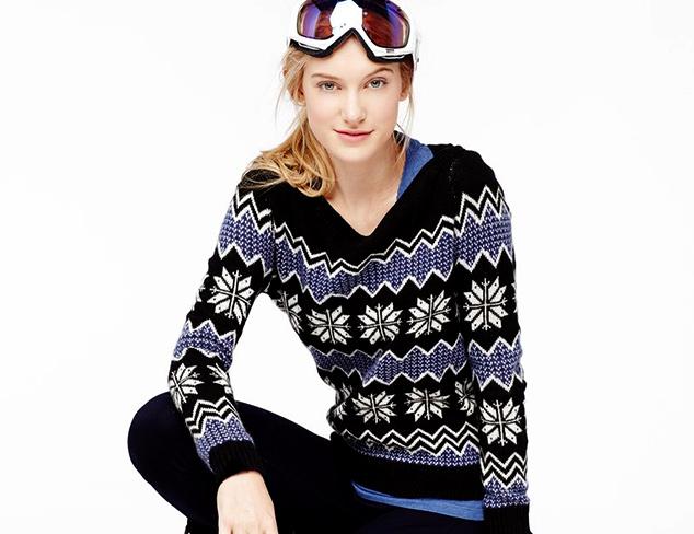 Ski & Snow Novelty Sweaters at MYHABIT
