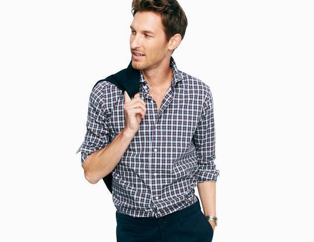 Stock Up Dress Shirts at MYHABIT