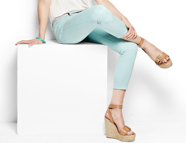 $59 and Under Colored Denim at MYHABIT