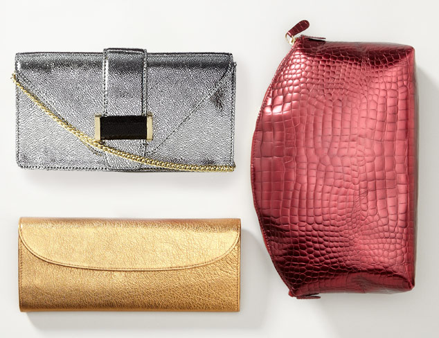 Arm Candy Clutches & More at MYHABIT