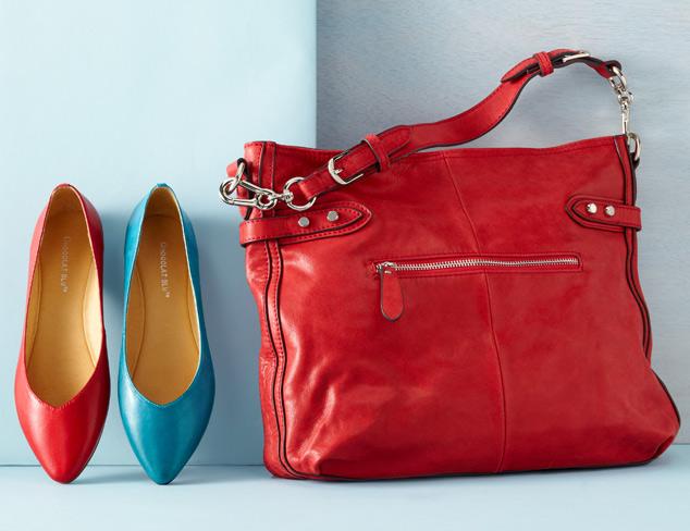 Chocolat Blu Shoes, Handbags & More at MYHABIT