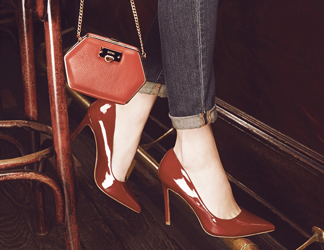 Date Night Red Shoes, Bags & More at MYHABIT