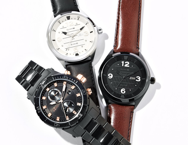 Distinguished Watches feat. JBW & More at MYHABIT