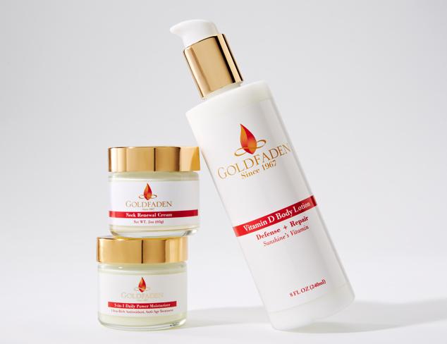Goldfaden Skincare at MYHABIT