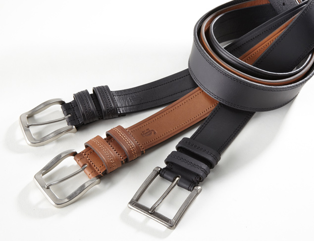J.Campbell Los Angeles Casual Belts at MYHABIT