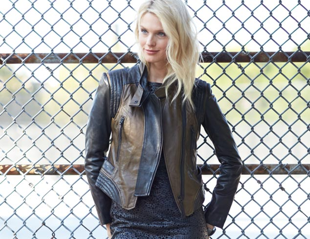 Leather & Faux Leather Jackets at MYHABIT