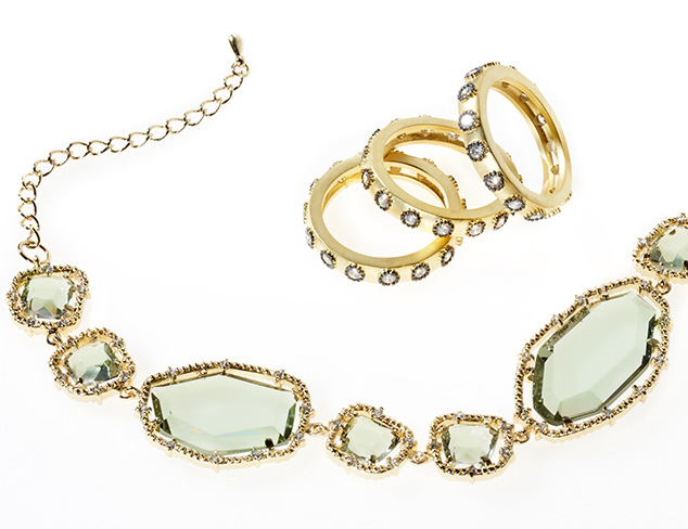 Mixed Metals Jewelry & Watches at MYHABIT