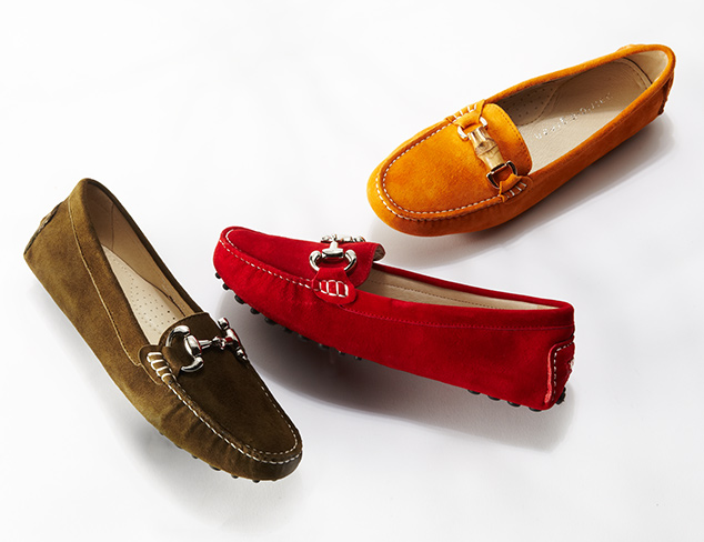 Patricia Green Moccasins & More at MYHABIT