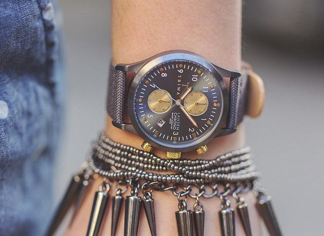 TRIWA Walter Lansen Chrono Watch