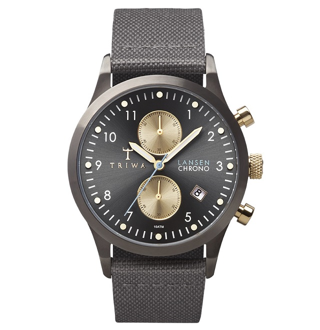 TRIWA Walter Lansen Chrono Watch_2