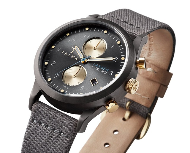 TRIWA Walter Lansen Chrono Watch_3