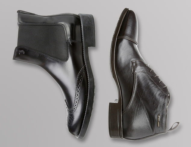 The Modern Man Sleek Boots at MYHABIT