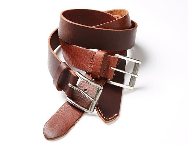 Vintage American Belts est. 1968 at MYHABIT