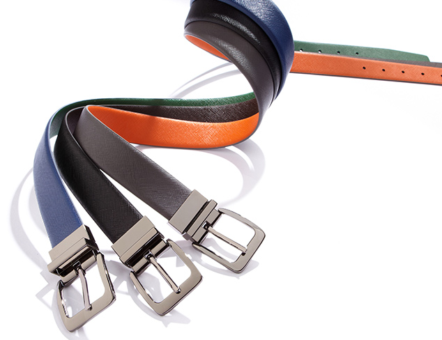 Color Pop feat. Ike Behar Belts at MYHABIT