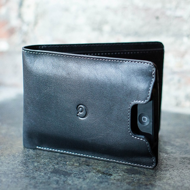 Danny P. Leather Wallet with iPhone 5 5S Case_3