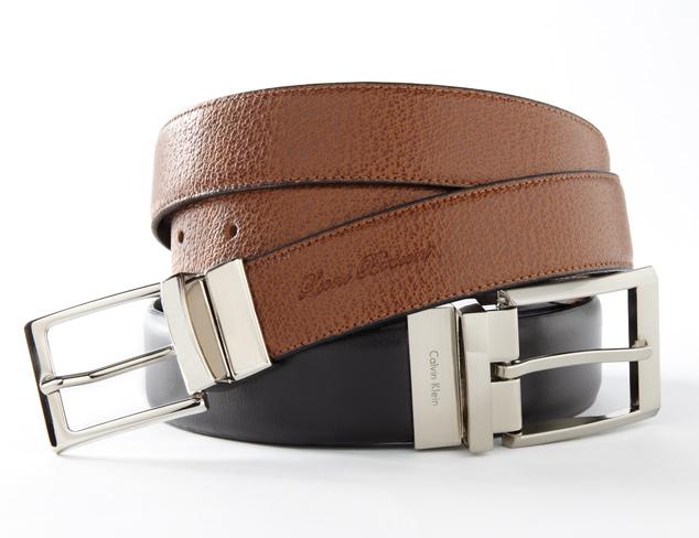 Double Duty Reversible Belts at MYHABIT