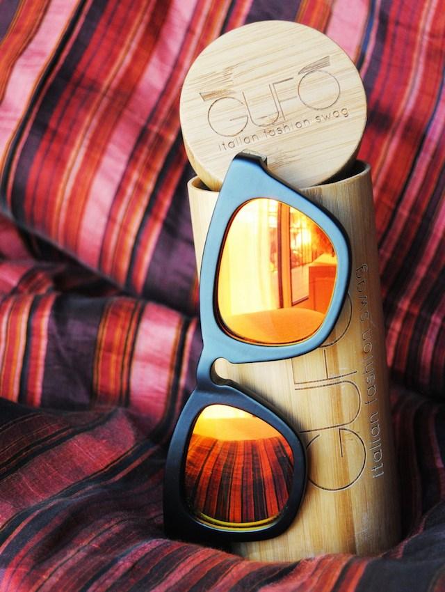 GUFO fashion design Original Wooden Sunglasses_2