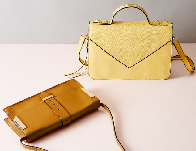 Linea Pelle Collection Handbags at MYHABIT