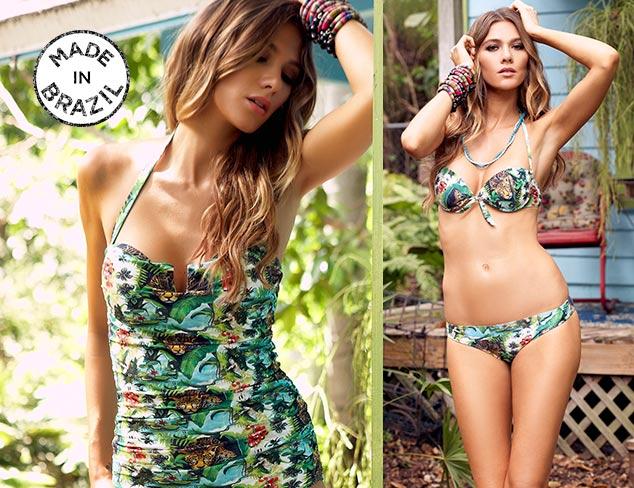 Made in Brazil diNeila Swimwear at MYHABIT