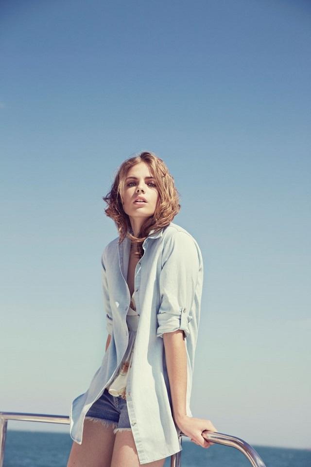 MiH Jeans Spring Summer 2014 Lookbook_10