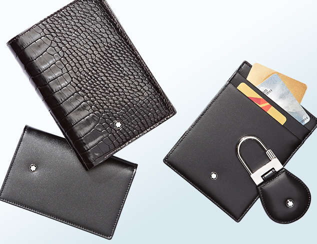 Montblanc Bags, Wallets & More at MYHABIT