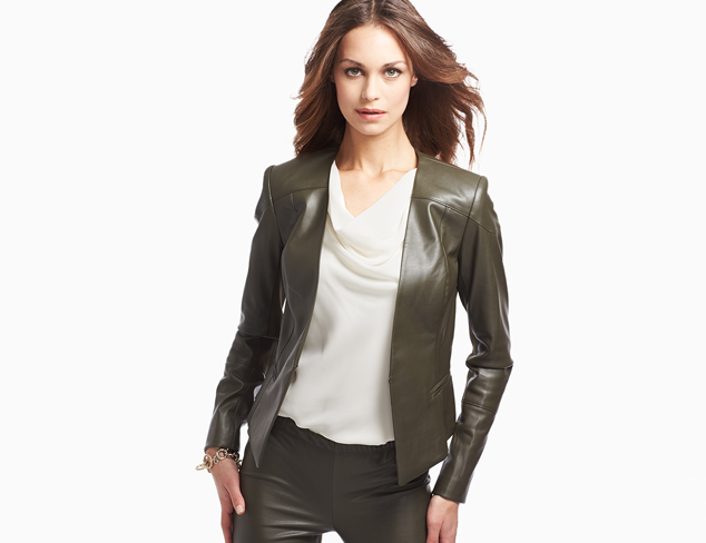New Reductions Real & Faux Leather at MYHABIT