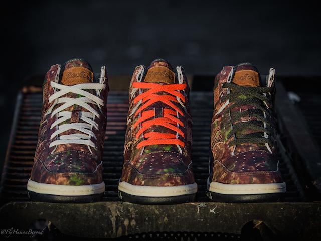 Packer Shoes x Saucony Woodland Camo Hangtime Hi_2