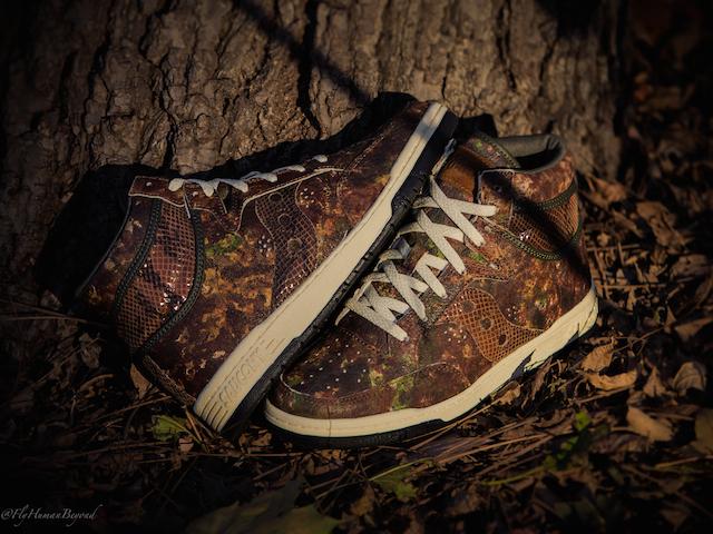 Packer Shoes x Saucony Woodland Camo Hangtime Hi_5