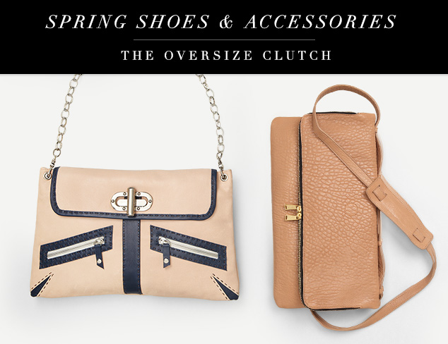 The Oversize Clutch at MYHABIT