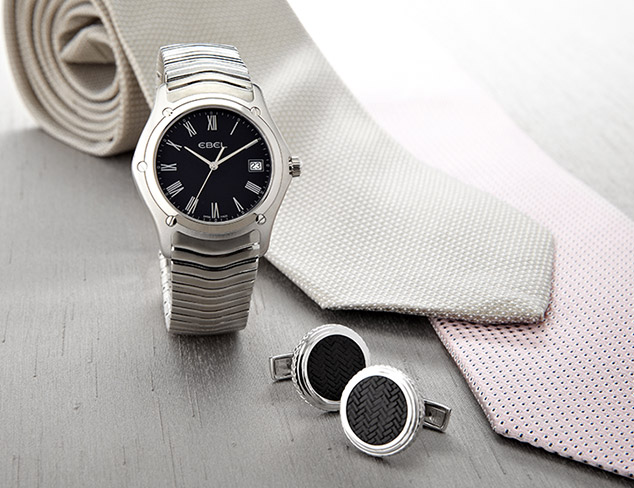 The Wedding Party Ties, Watches & More at MYHABIT