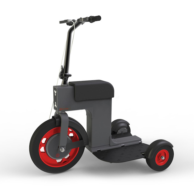 ACTON M MP Electric Scooter_2