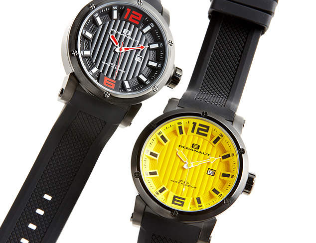 All in the Wrist Handsome Watches at MYHABIT
