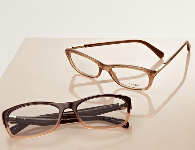 Designer Eyewear feat. Prada at MYHABIT