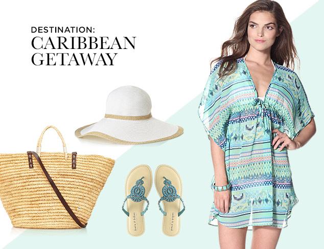 Destination Caribbean Getaway at MYHABIT
