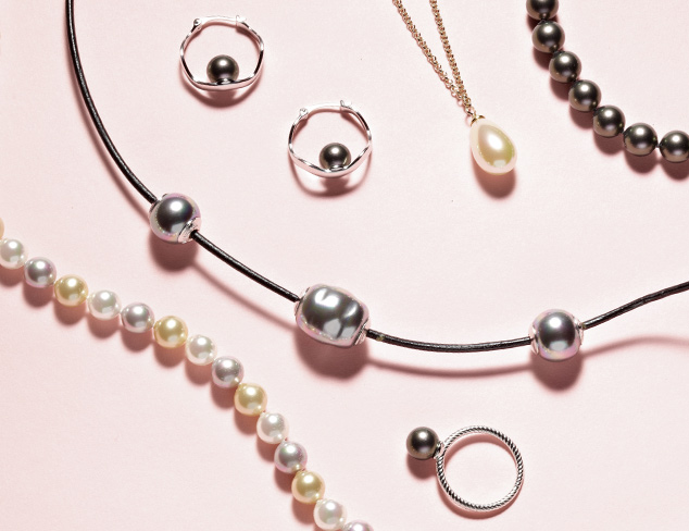 Majorica Pearl Jewelry at MYHABIT