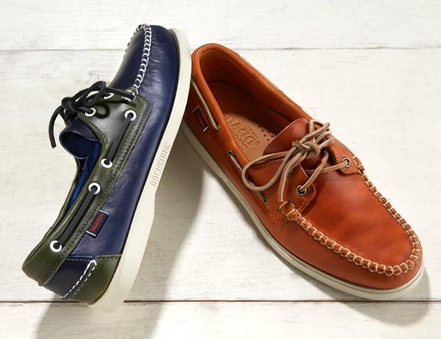 Sebago Horween Docksides Boat Shoe